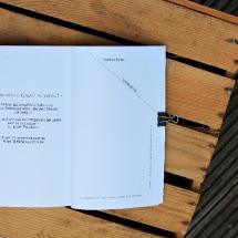 Reisebuch -Die Welt- Taschenseite, Reisetagebuch